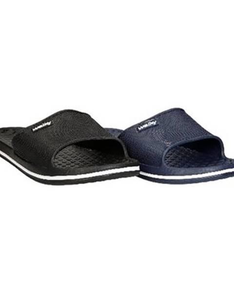 Tmavomodré topánky Walky