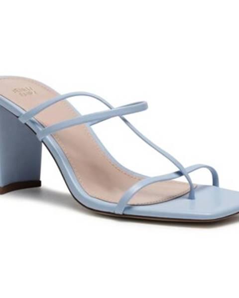 Svetlomodré topánky Jenny Fairy