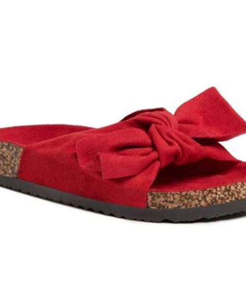 Červené topánky DeeZee
