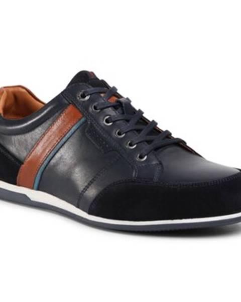Tmavomodré topánky Gino Rossi