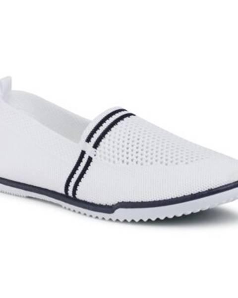 Biele tenisky Bassano