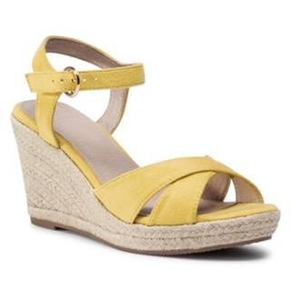 Sandále  LS3644-44 Látka/-Materiál