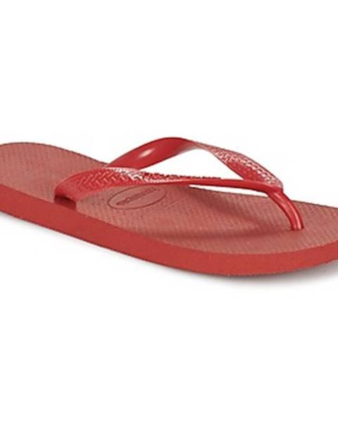 Červené topánky Havaianas