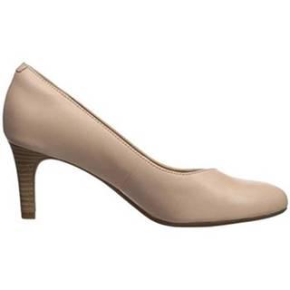 Lodičky  Dancer Nolin Blush Leather