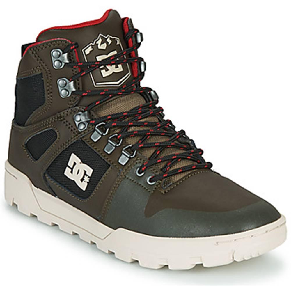 DC Shoes Polokozačky DC Shoes  PURE HT WR BOOT