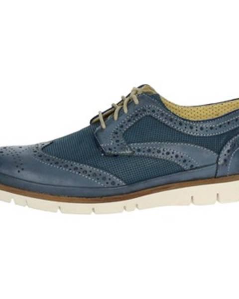 Modré topánky Trivic