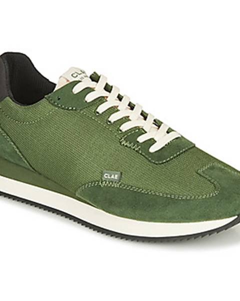 Zelené tenisky Clae