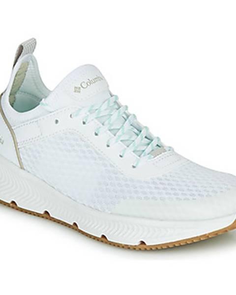 Biele topánky Columbia