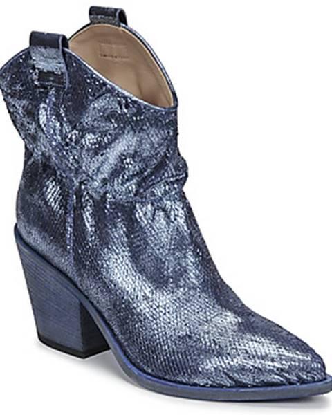 Modré topánky Fru.it