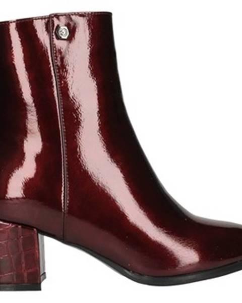 Červené topánky Gattinoni