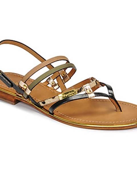 Viacfarebné sandále Les Tropéziennes par M Belarbi