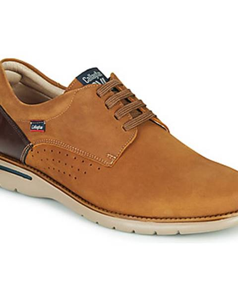 Hnedé topánky CallagHan