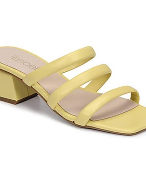 Žlté topánky Fericelli
