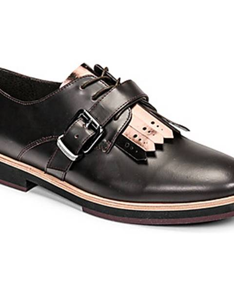 Bordové topánky JB Martin