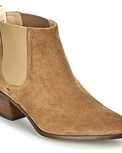 Hnedé topánky JB Martin