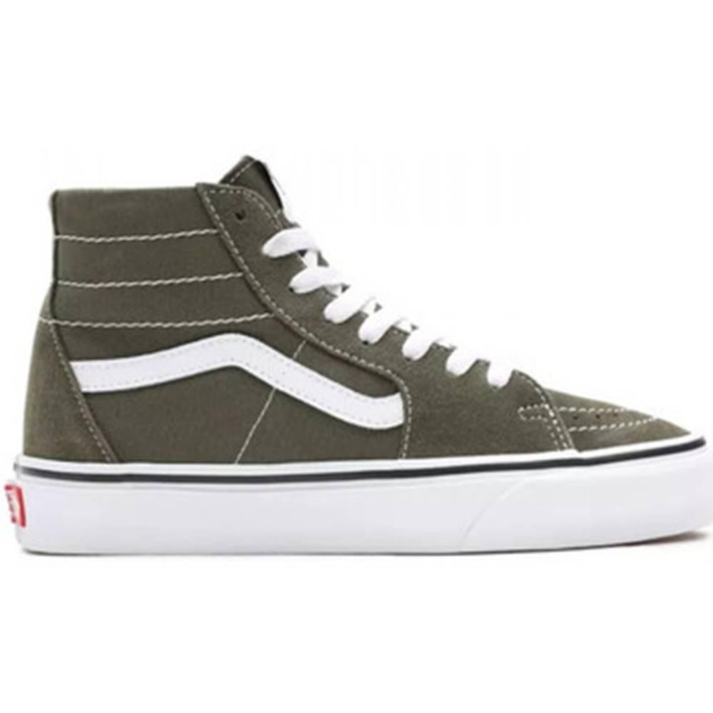 Vans Skate obuv  Sk8-hi taperedleaf