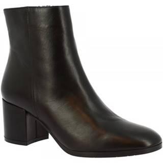 Čižmičky Leonardo Shoes  5906 NAPPA NERO
