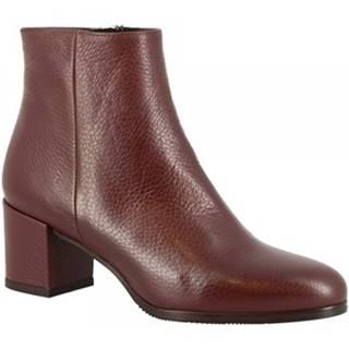 Čižmičky Leonardo Shoes  8326A DOLLARO TESTA DI MORO