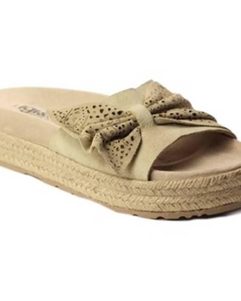 Béžové topánky IGI CO