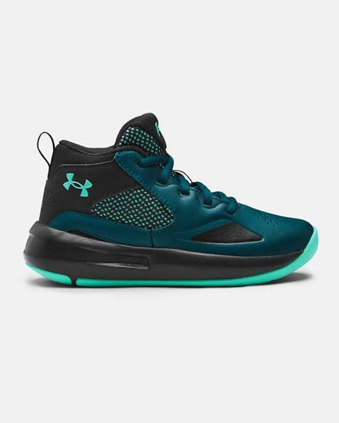 Zelené topánky Under Armour