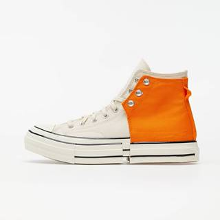 x Feng Chen Wang Chuck 70 2 in 1 Persimmon Orange/ Natural Ivory