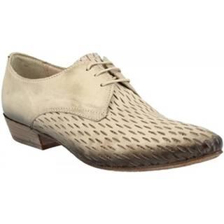 Derbie Leonardo Shoes  2695 MAYA GREY