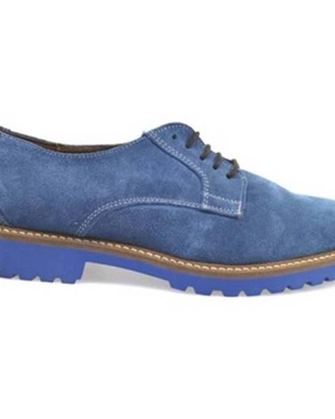 Modré topánky Rue 51