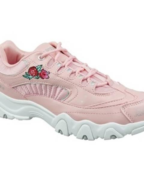 Ružové tenisky Kappa