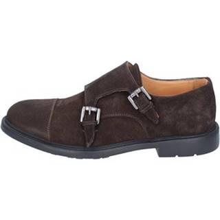 Nízka obuv do mesta Zenith  classiche camoscio