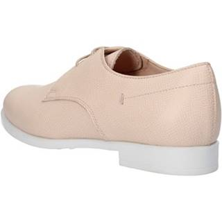 Nízka obuv do mesta Tod's  classiche rosa pelle AF909