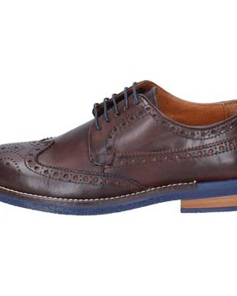 Hnedé topánky Bigotti