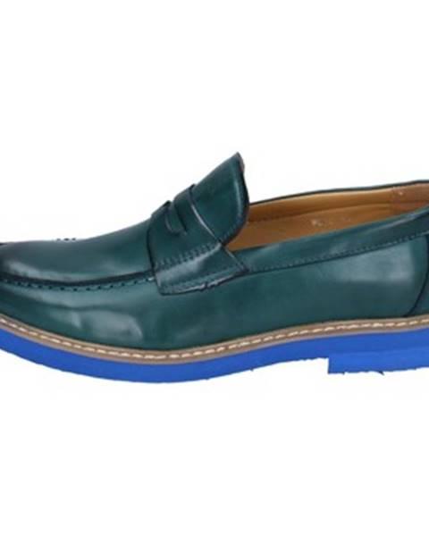 Zelené topánky Solo Soprani