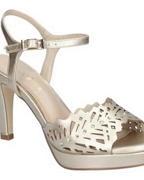 Zlaté sandále Ikaros