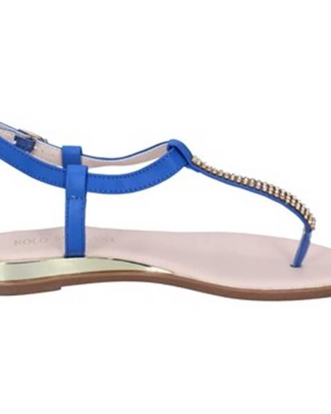 Modré sandále Solo Soprani