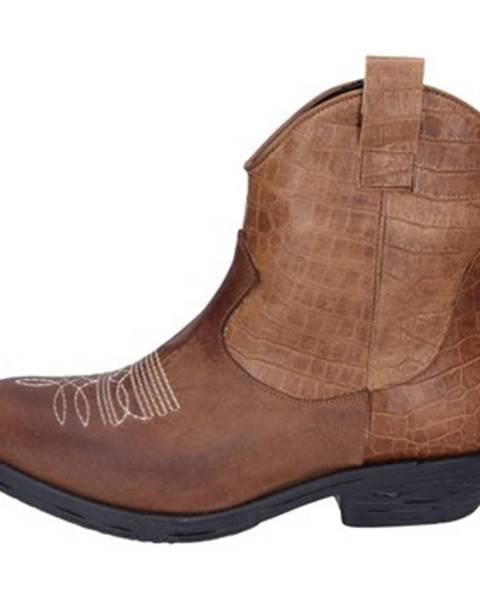 Hnedé topánky Impicci