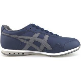 Nízke tenisky Onitsuka Tiger  sneakers blu pelle AG212