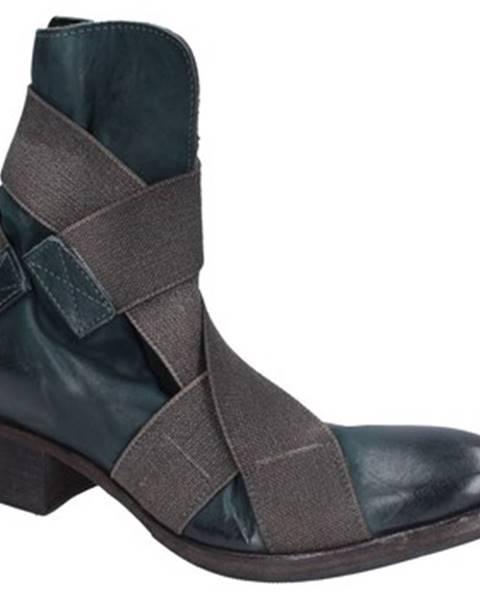 Zelené topánky Moma