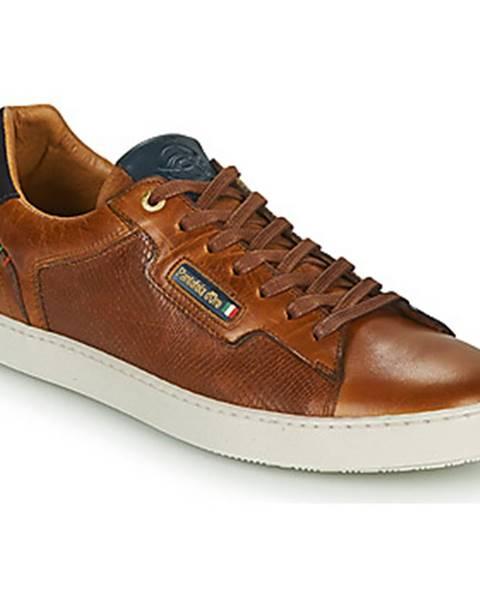 Hnedé tenisky Pantofola d'Oro