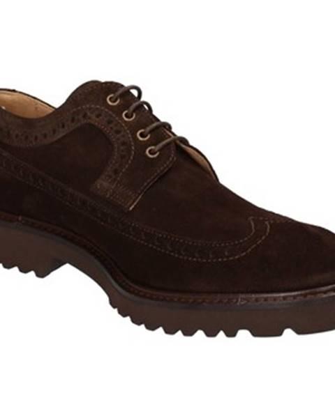 Hnedé topánky Evoluzion