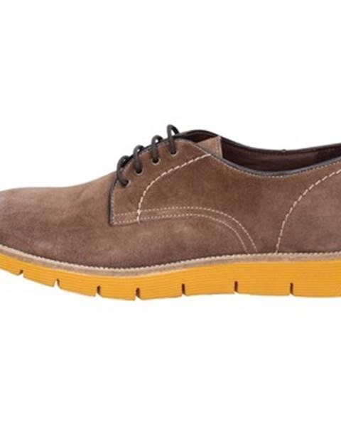 Hnedé topánky Evc