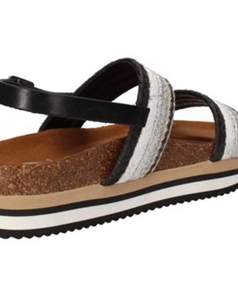 Viacfarebné sandále 5 Pro Ject