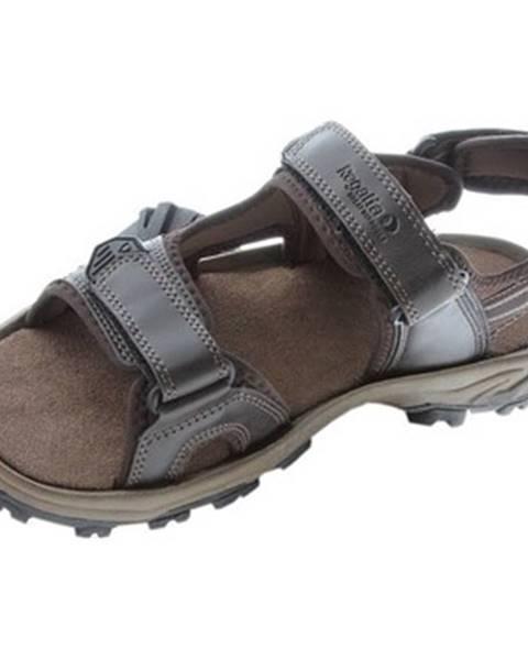 Čierne sandále Regatta