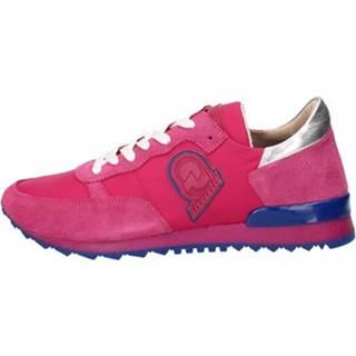 Módne tenisky Invicta  sneakers rosa tessuto camoscio AB52
