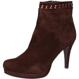 Nízke čižmy Calpierre  Členkové Topánky AD569