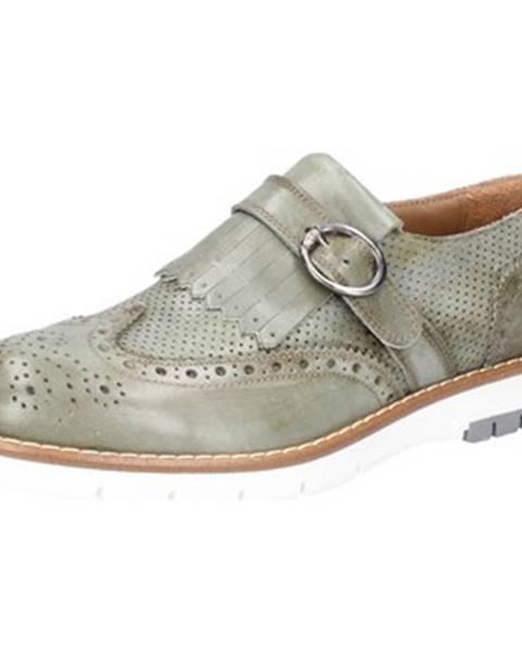 Zelené topánky Di Mella