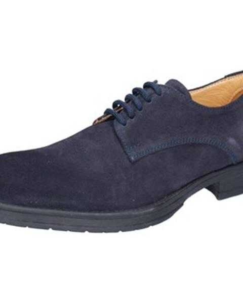 Modré topánky Salvo Barone