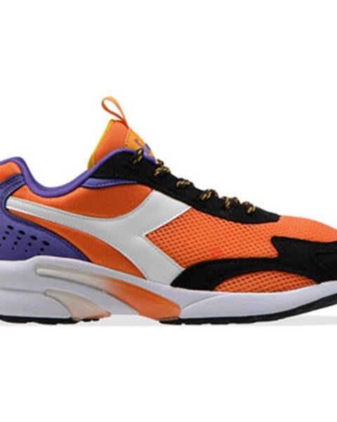 Oranžové tenisky Diadora