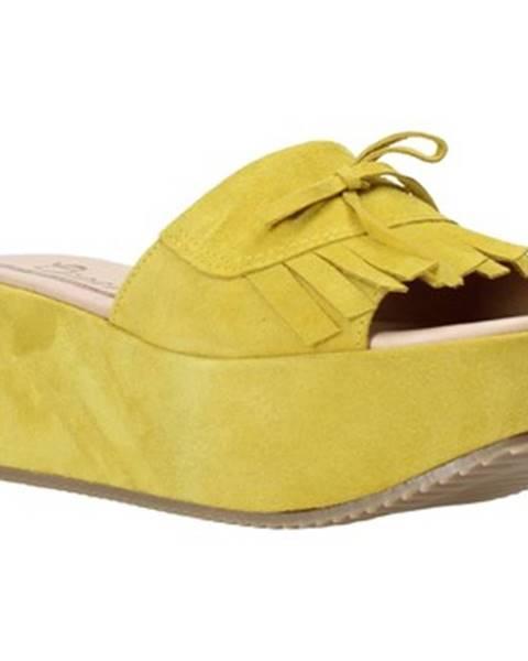 Žlté topánky Grace Shoes