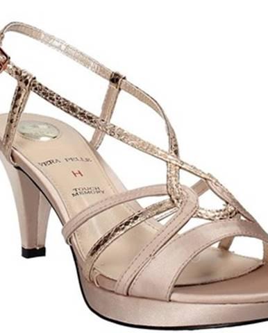 Ružové sandále Osey