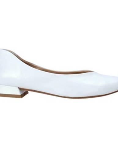 Biele balerínky Mally